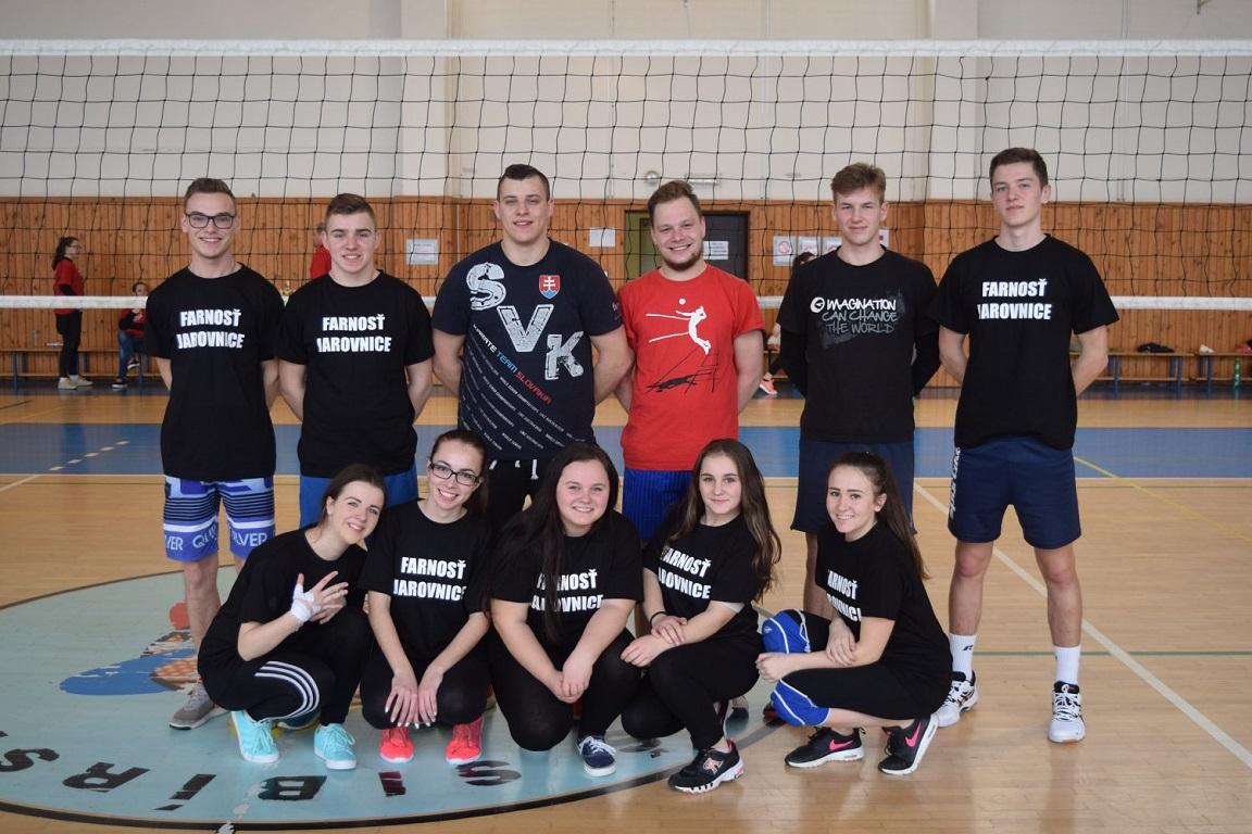 Volejbalový turnaj 2018 – Rímskokatolícka Cirkev 62bb367b8c